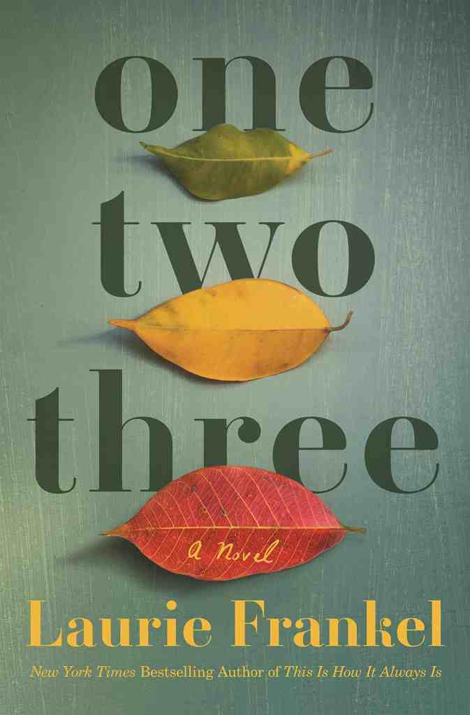 One Two Three:A Novel Laurie Frankel