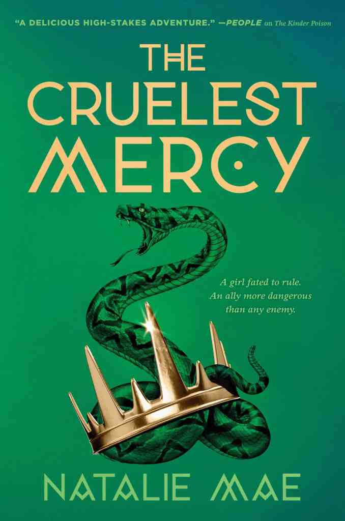 The Cruelest Mercy Natalie Mae