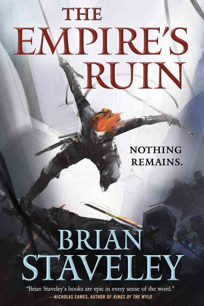 The Empire's Ruin Brian Staveley