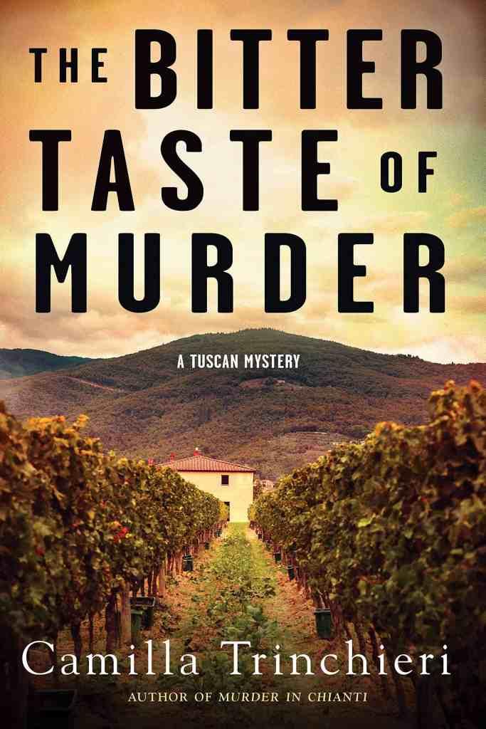 The Bitter Taste of Murder Camilla Trinchieri