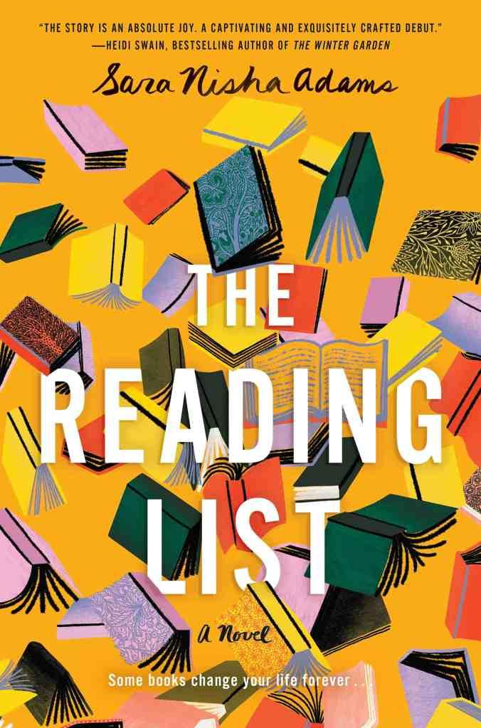 The Reading List:A Novel Sara Nisha Adams