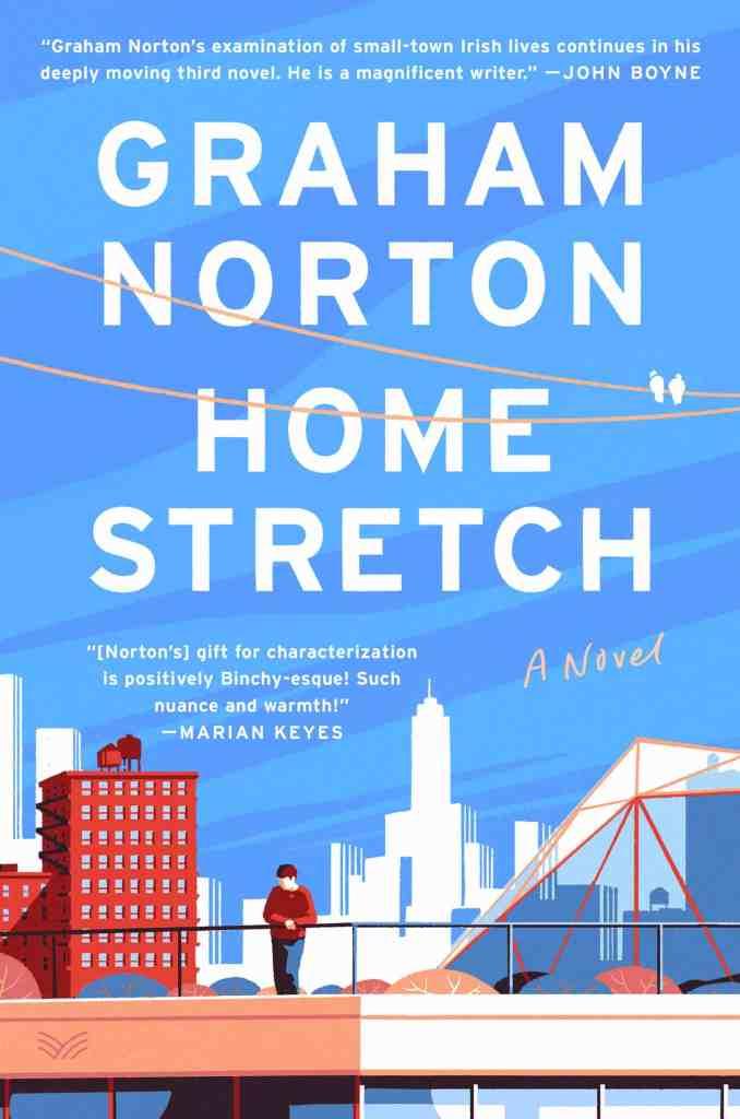 Home Stretch:A Novel Graham Norton