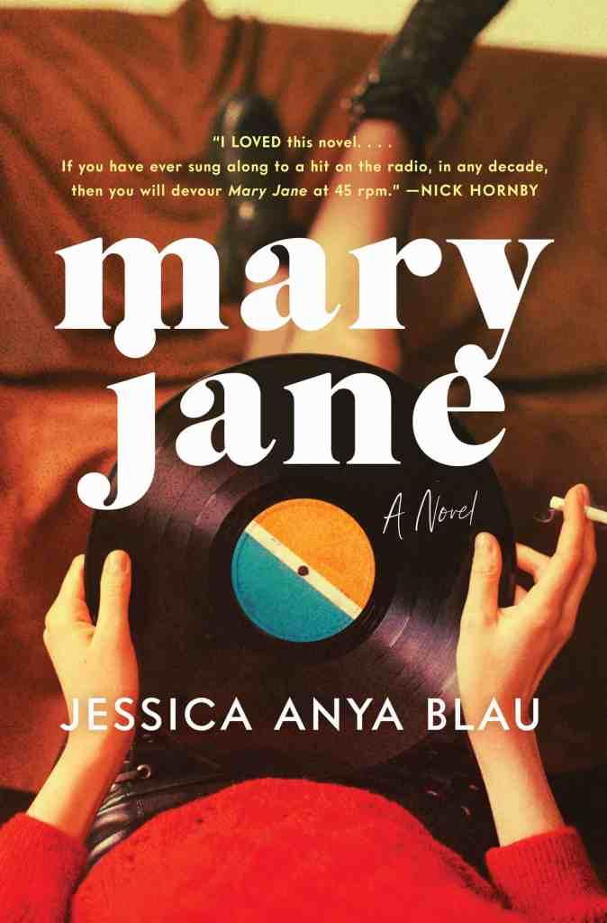 Mary Jane:A Novel Jessica Anya Blau