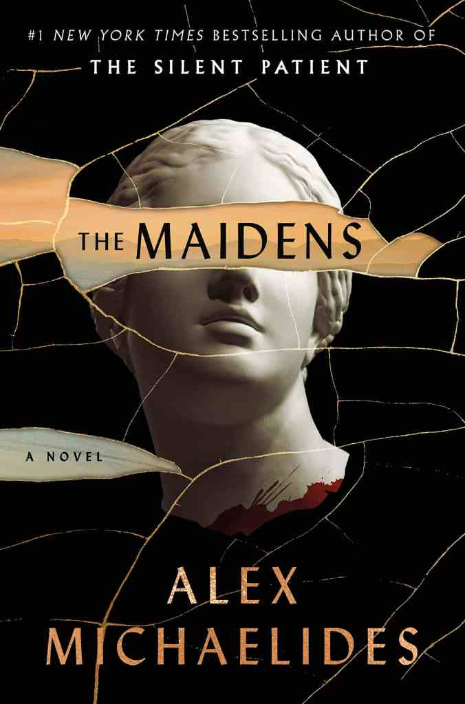 The Maidens:A Novel Alex Michaelides