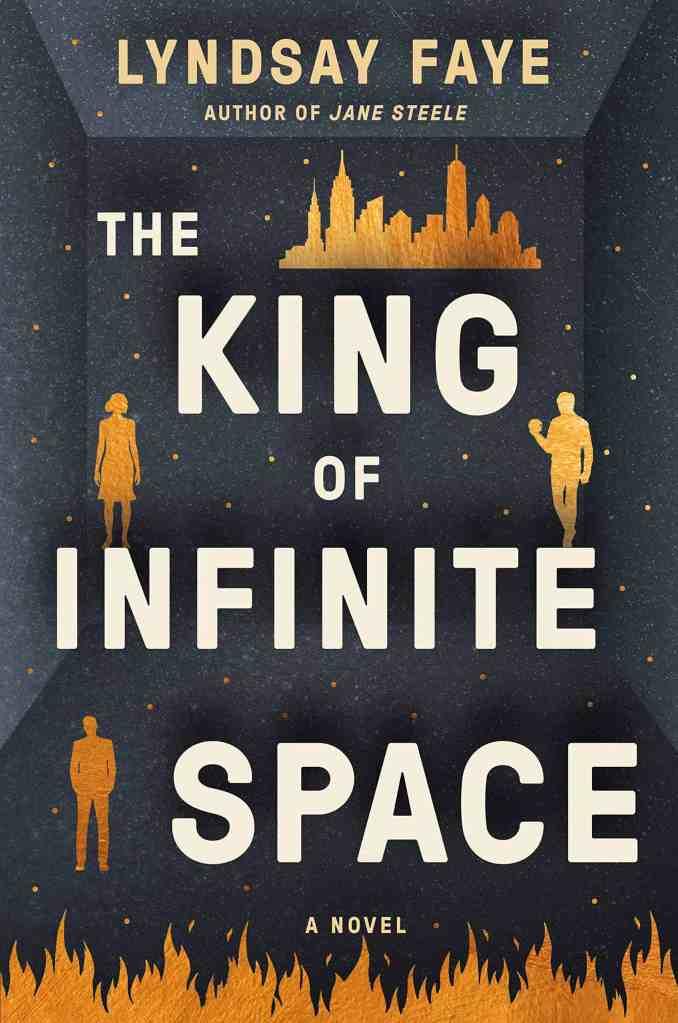 The King of Infinite Space Lyndsay Faye