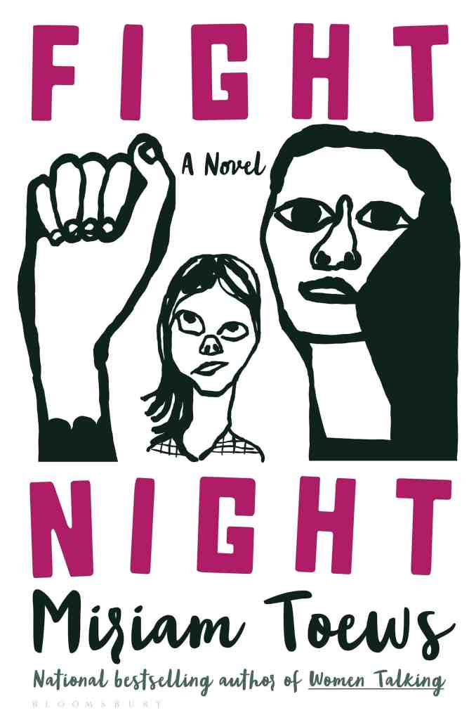Fight Night Miriam Toews