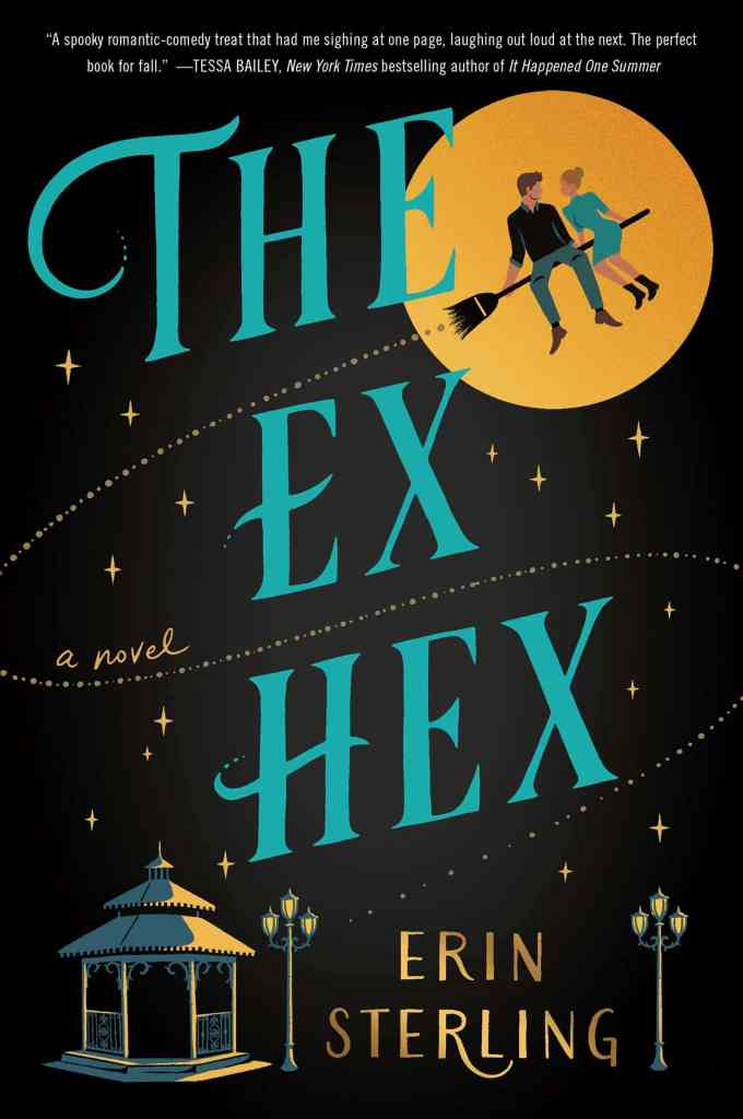 The Ex Hex:A Novel Erin Sterling