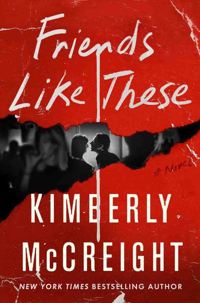 Friends Like These:A Novel Kimberly McCreight