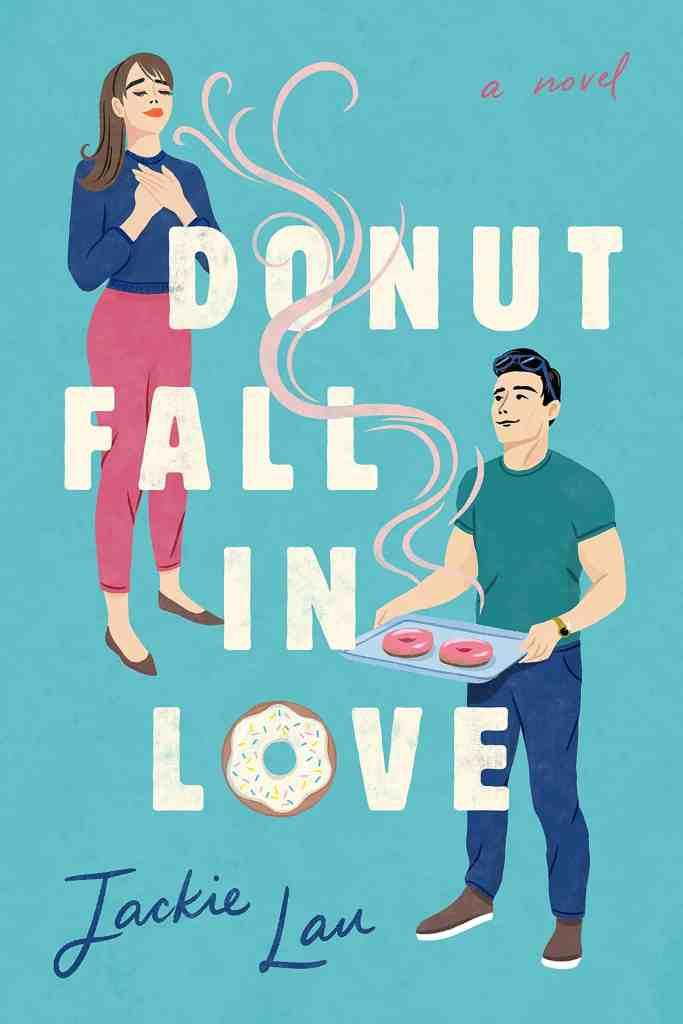 Donut Fall in Love Jackie Lau