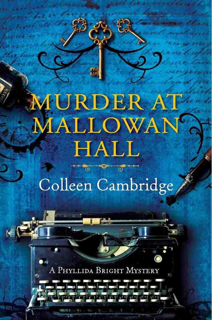 Murder at Mallowan Hall Colleen Cambridge