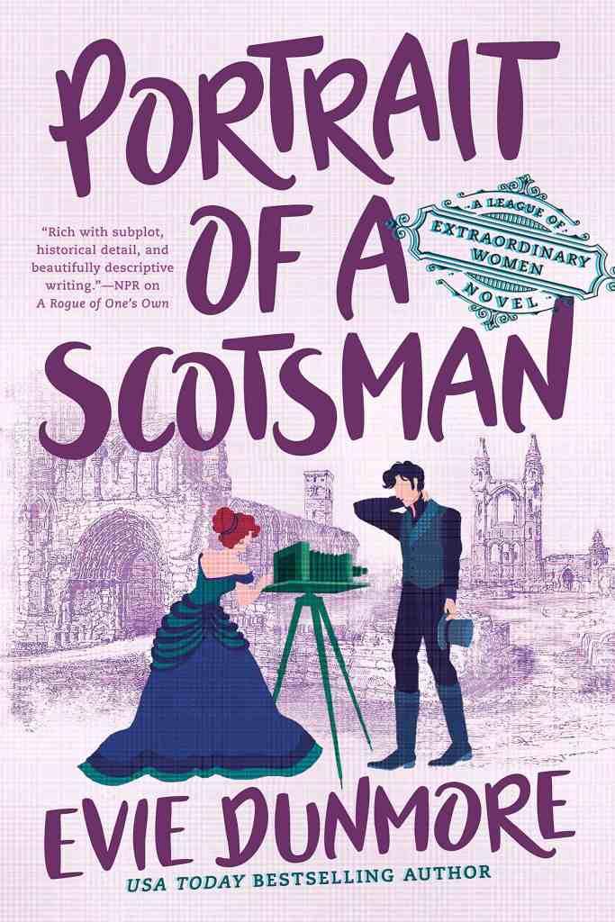 Portrait of a Scotsman Evie Dunmore