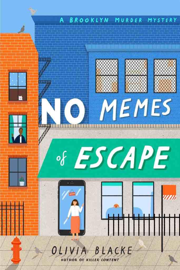 No Memes of Escape Olivia Blacke