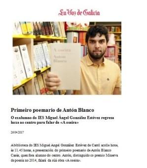 Voz de Galicia 26 de abril (2)