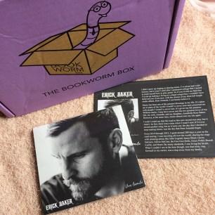 Erick Baker's CD
