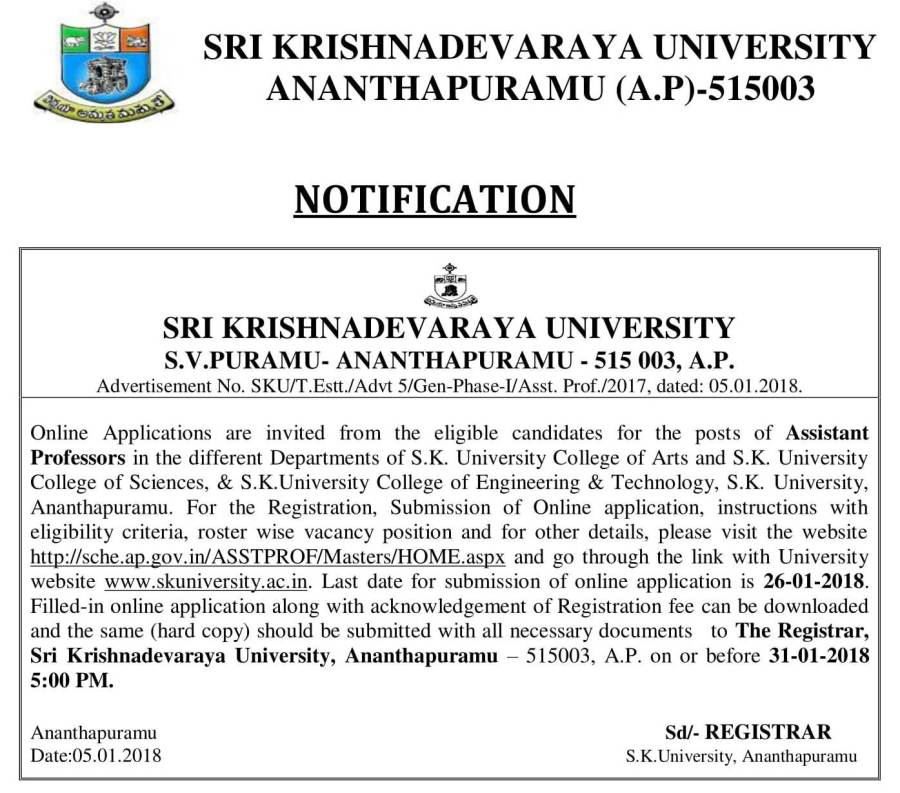 PDF SKU-Asst Professors Notification 2018-01.jpg