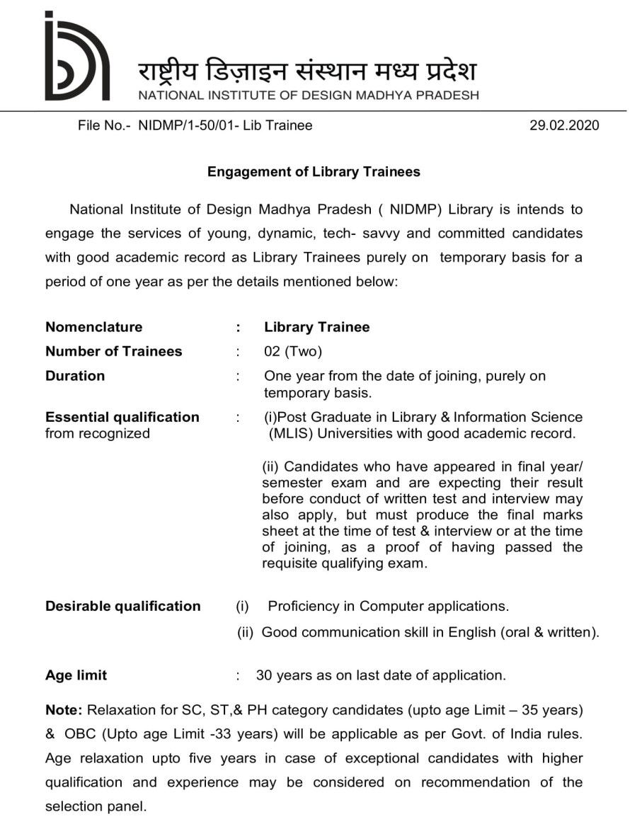 Policy_for_Engagement_of_Library_Trainee-1