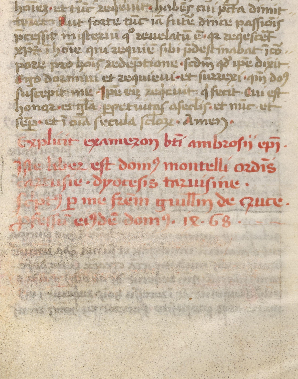 Free Library of Philadelphia Lewis E 4, Hexameron, CIIv