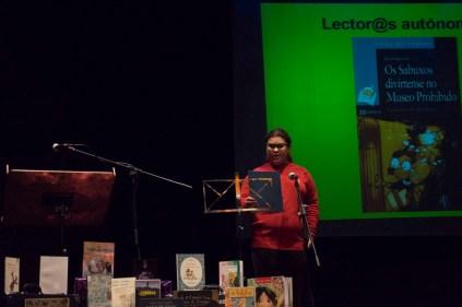 Neira Vila na Feira do Libro 2013 en Rianxo-11