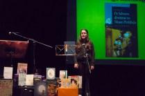 Neira Vila na Feira do Libro 2013 en Rianxo-12