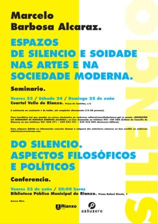 Cartaz Marcelo axouxere xuño 1