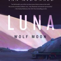 Book Review: Luna: Wolf Moon by Ian McDonald