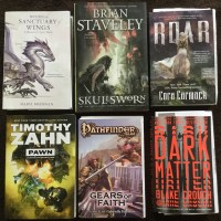 Mogsy's Bookshelf Roundup: Stacking the Shelves & Recent Reads