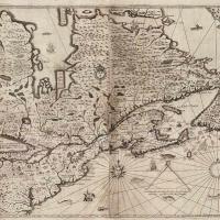 Les relations des jésuites in Canada (1632-1702)