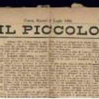 Trieste: periodici digitalizzati