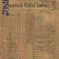 Casellario politico centrale