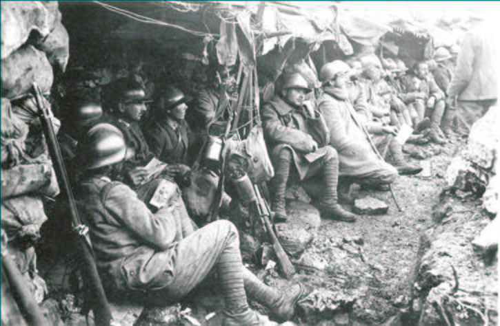 Una bibliografia sulla Prima Guerra mondiale