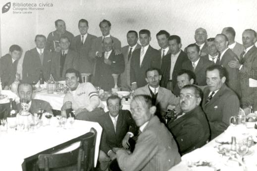 1956 Il Circuito degli Assi  di Cologno Monzese