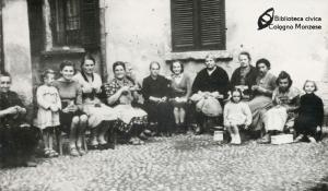"""Le donne della """"Curt del Picoss"""" Corso Roma"""