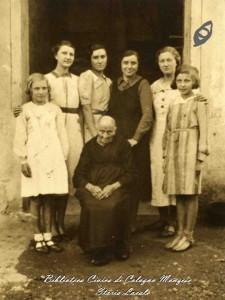 """Le donne della """"Curt del Boia"""",1935"""