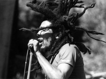 Bob Marley ©Keystone/Getty Images