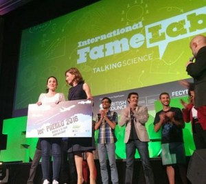 Premios Famelab 2016
