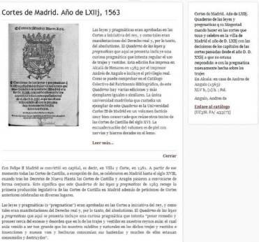 Cortes de Madrid