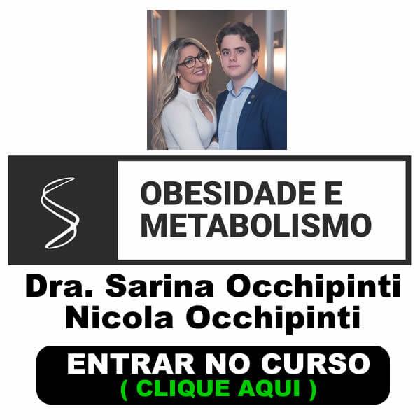 Curso de Metabolismo e Obesidade SARI