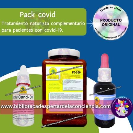 pack covid-19, herbolaria, erick estrada, hierba del sapo, cítricand
