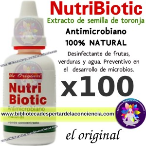 Nutribiotic x100