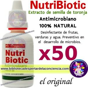 Nutribiotic x50