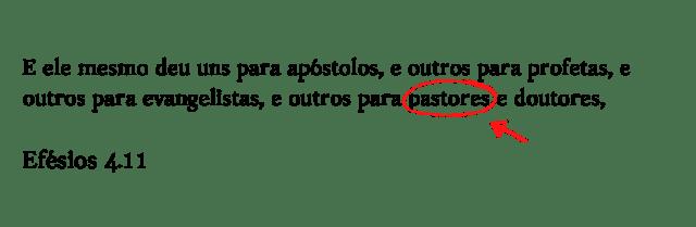 ministerio pastoral-pastor na biblia