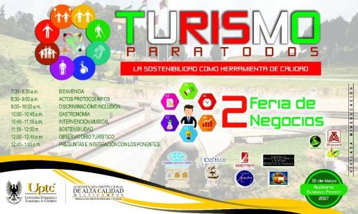PROGRAMACION FORO TURISMO PARA TODOS