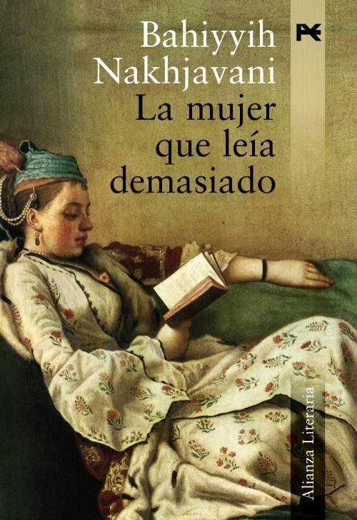 Mujer que leía demasiado