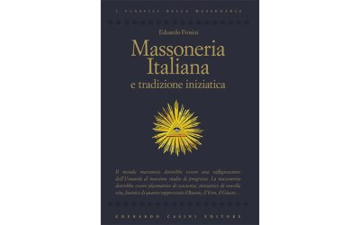 Massoneria italiana e tradizione iniziatica