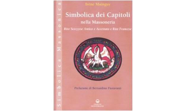 Simbolica dei capitoli della Massoneria