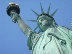 Freedom America New York City Statue Of Liberty