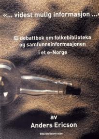 videst mulig informasjon Anders Ericson
