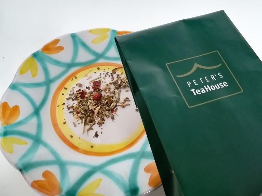 tisana peter's tea house