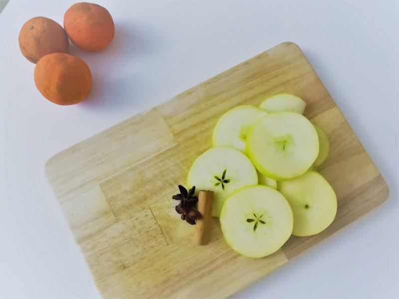 mele e mandarini