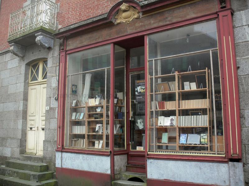librerie di Bécherel 2